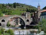 Camprodon's Bridge, Francesc Tur