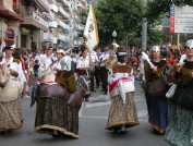 Local festival of Blanes, Blanes Town Council.