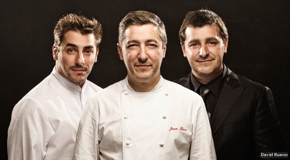 Germans Roca. David Ruano. El Celler de Can Roca, Girona